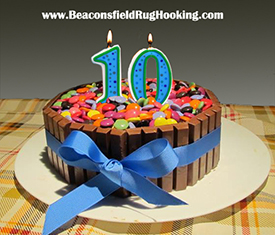 10 years On-line