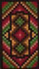 Tapis crocheté de L'Île-du-Prince-Édouard